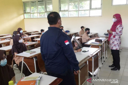 PTM di Bogor terganjal minimnya capaian vaksinasi siswa sekolah