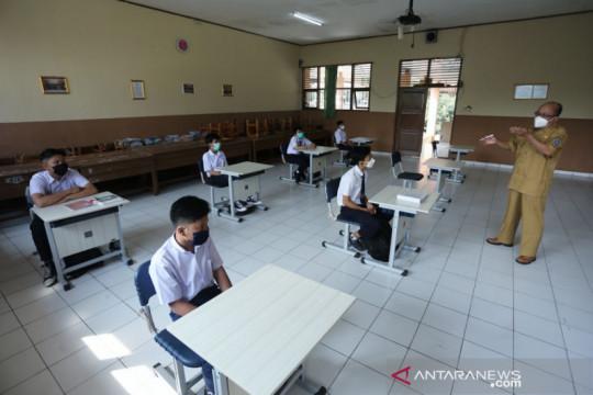 330 sekolah di Kota Bandung gelar PTM terbatas 8 September