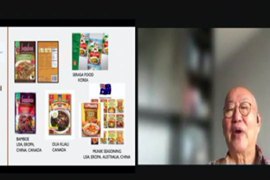 KBRI Washington bantu promosikan industri kuliner Indonesia di AS