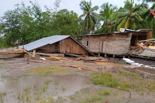 Sumatera Selatan hadapi ancaman bencana alam