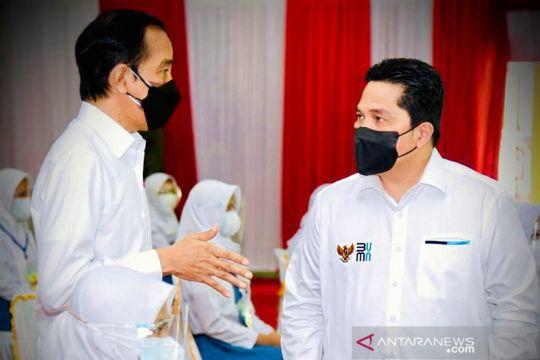 Presiden Jokowi beri 2 tahun bagi BUMN lakukan perubahan fundamental