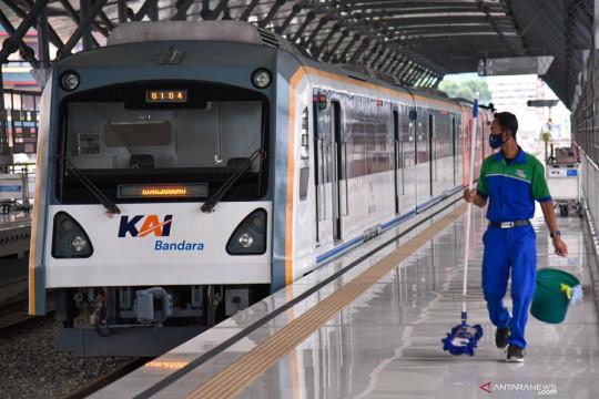 Operasional kereta Bandara Kualanamu
