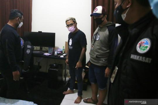 Polisi tangkap komika Coki Pardede terkait kasus narkoba