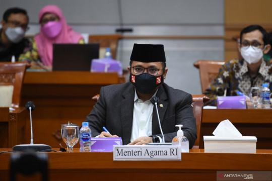 Raker Menag dengan Komisi VIII DPR