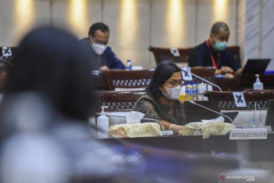 Rapat Kerja Menteri Keuangan dengan Komisi XI DPR