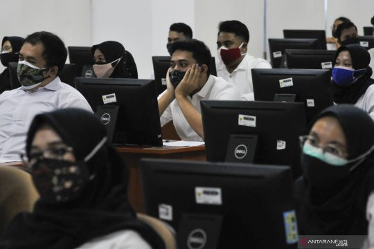 Jakarta Barat siapkan 20 komputer cadangan untuk seleksi CPNS