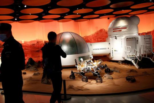 Helikopter ini dirancang untuk misi jelajah Mars