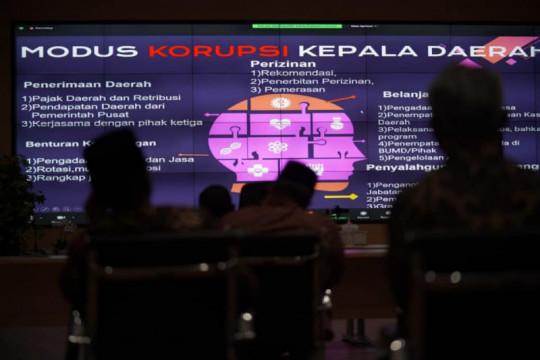 KPK ingatkan kepala daerah terkait gaya hidup bisa picu korupsi