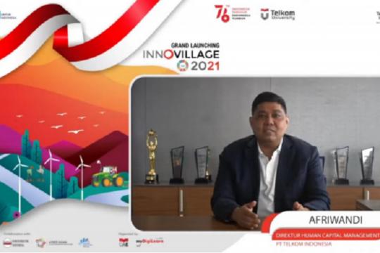 Telkom gelar InnoVillage untuk lahirkan wirausaha sosial muda