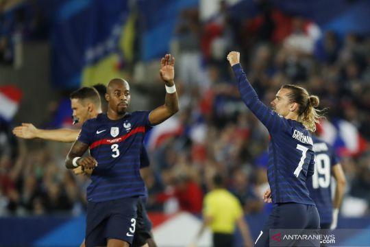 Kualifikasi Piala Dunia Zona Eropa:  Prancis ditahan imbang Bosnia Herzegovina