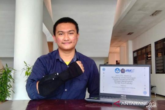 Mahasiswa FK-UMM rancang inovasi sarung tangan cegah saraf terhimpit