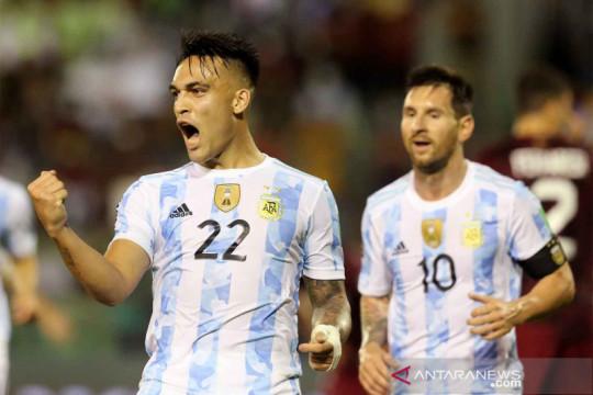 Kualifikasi Piala Dunia 2022 : Venezuela vs Argentina