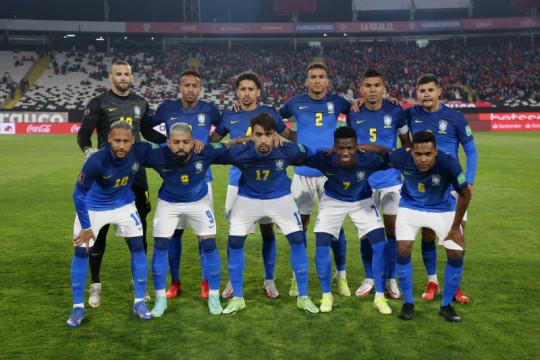 Brazil dan Argentina bertemu di kualifikasi Piala Dunia 2022
