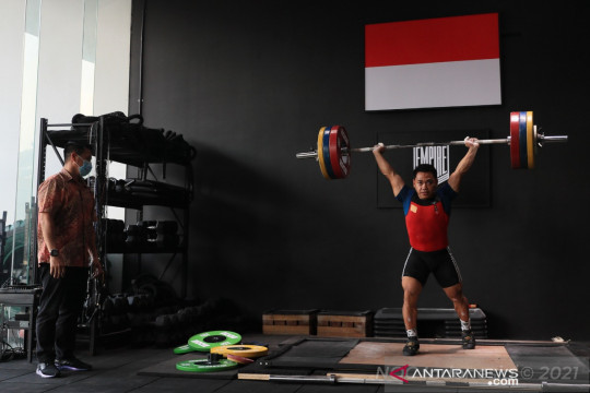 Pelatih yakin Eko Yuli Irawan masih mampu bersaing di dunia