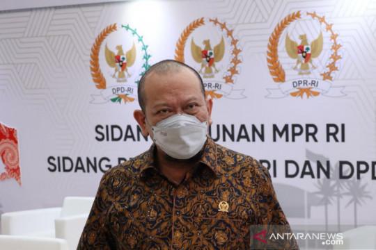 Ketua DPD apresiasi PKL Surabaya sadar prokes