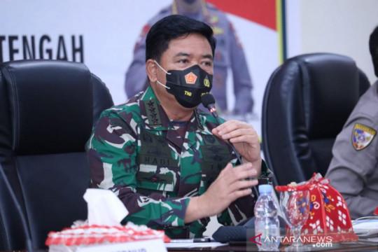 Marsekal Hadi: TNI AL garda terdepan halau ancam kedaulatan di laut