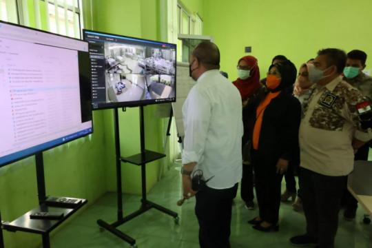 Ketua DPD RI  kunjungi RS Pertamina Bintang Amin ekstensi asrama haji
