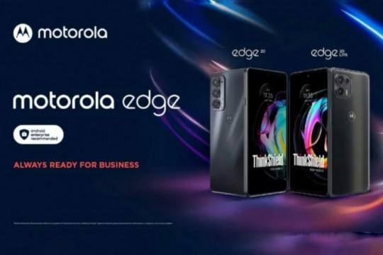 Motorola Edge 20 dan Edge 20 Lite hadir dalam versi Edisi Bisnis