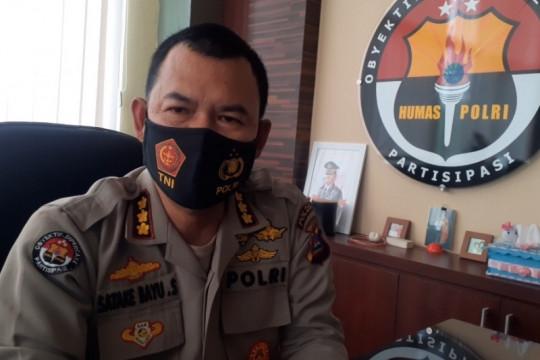 Polda Sumbar turunkan 21 personel Brimob kawal kontingen PON Papua