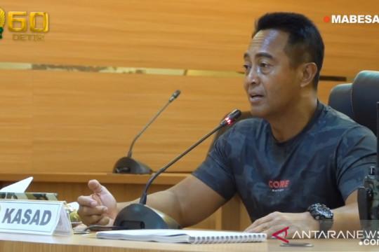 Enam batalion ikuti latihan bersama antara SFAB US Army dan TNI AD