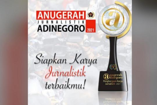 PWI undang wartawan kirim karya untuk Anugerah Jurnalistik Adinegoro