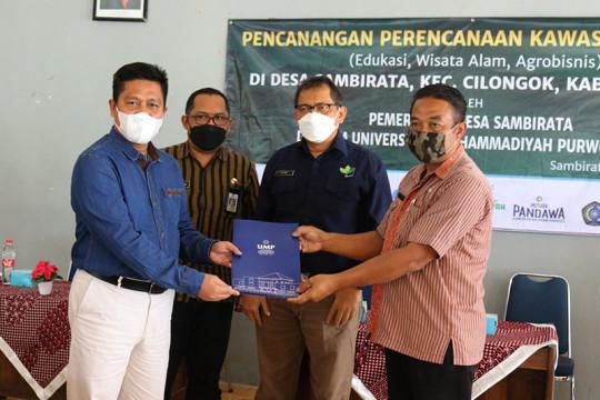 UMP-KLHK canangkan perencanaan kawasan terpadu di Sambirata Banyumas