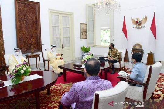 Presiden harapkan perdagangan RI-UEA naik 2-3 lipat melalui IUAE-CEPA