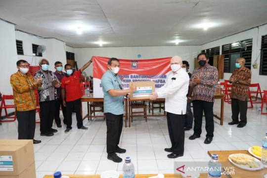 Kemendagri salurkan bantuan masker kepada FKUB Papua
