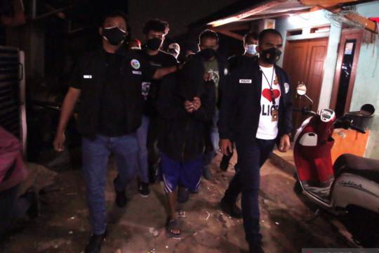 Polisi tangkap bandar sabu kasus Coki Pardede