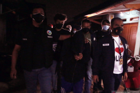 Polisi selidiki indikasi figur publik pesan sabu ke kurir WL