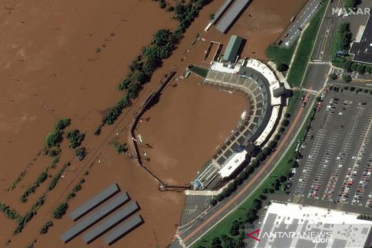 Badai Ida tewaskan sedikitnya 50 orang di Timur Laut AS