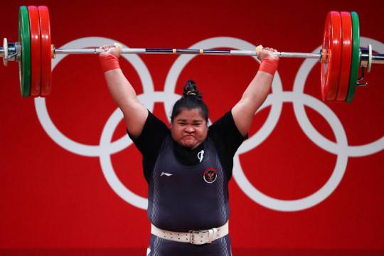 Aceh optimis raih dua medali emas angkat besi PON XX