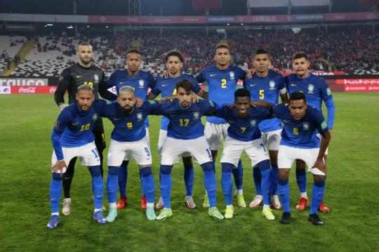 Brazil panggil pemainnya di Liga Inggris untuk kualifikasi Piala Dunia