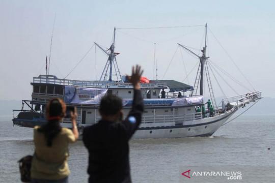 Kapal RSTKA arungi Kepulauan Madura lakukan misi kemanusiaan sebulan