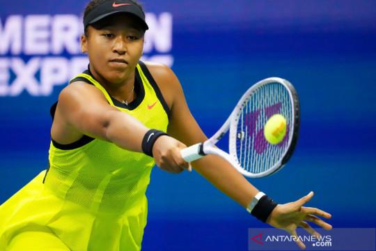 Juara bertahan Naomi Osaka tersingkir dari US Open