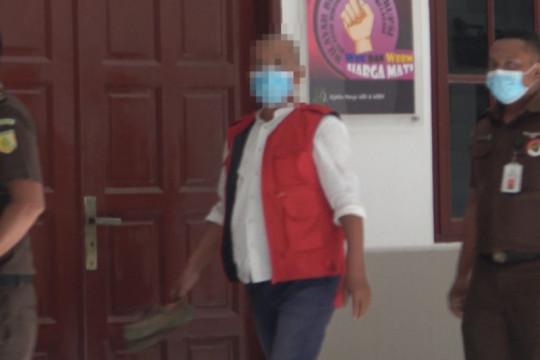 Kejati titipkan tersangka kasus korupsi pupuk di Polda Sumut