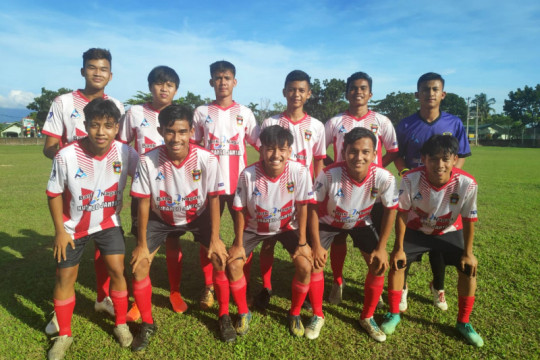Pemain PSP Padang Jerimy Arianto dipanggil TC Timnas Indonesia U-18