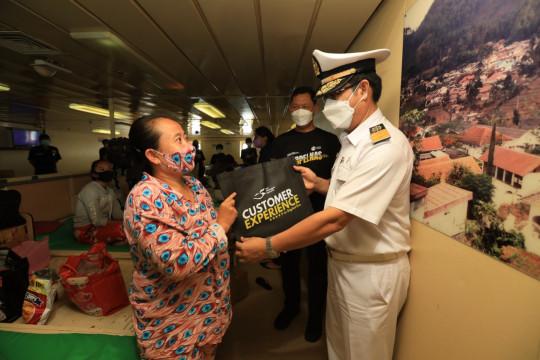Sambut HPN 2021, Pelni ajak penumpang nikmati pelayaran kelas satu