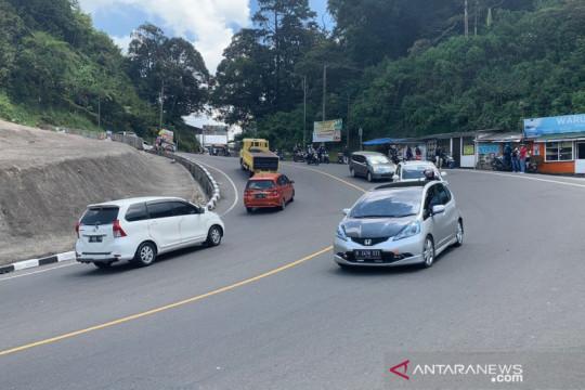 Ganjil Genap Puncak-Cianjur upaya maksimal tekan mobilitas wisatawan