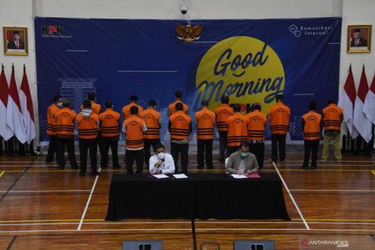 KPK tahan 17 orang ASN di Pemkab Probolinggo