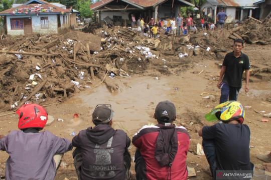 Dua anak  korban banjir bandang dan longsor di Ngada ditemukan