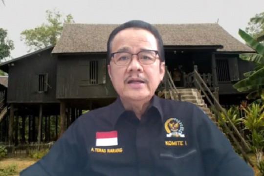 Teras sampaikan masalah konflik agraria ke Wamen ATR/BPN