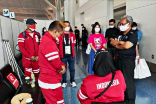 Dubes RI lepas kepulangan kloter 3 Tim Paralimpiade Indonesia