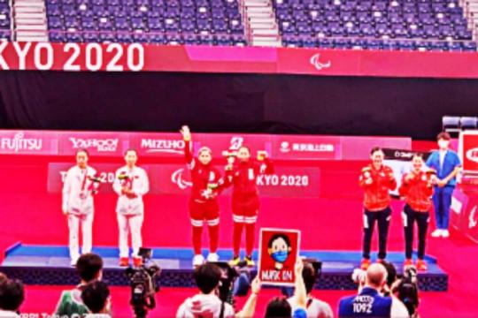 Kontingen Indonesia lampaui semua target di Paralimpiade Tokyo 2020