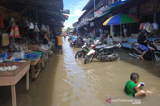 Banjir kembali terjadi di Kapuas Hulu, warga diminta waspada