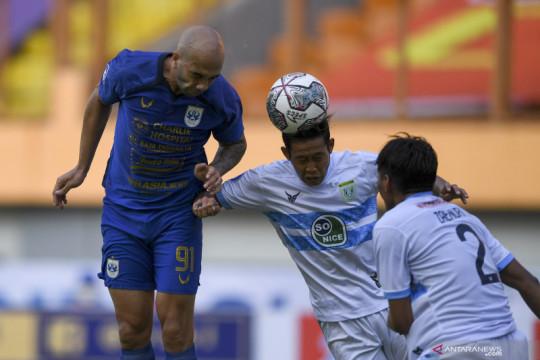 Pemain PSIS Semarang Bruno Silva disanksi karena indisipliner