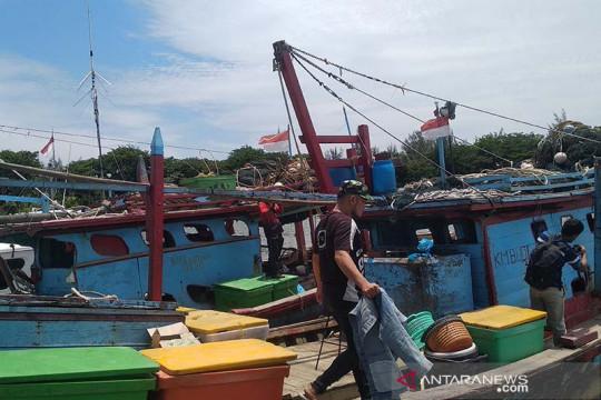 KKP tangkap dua kapal pukat harimau di perairan Selat Malaka