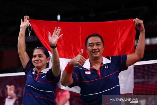 Kontingen Indonesia melampaui target awal di Paralimpiade Tokyo