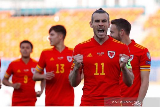 Gareth Bale pimpin Wales bangkit tundukkan Belarus