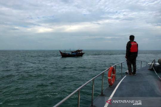 KKP tangkap dua kapal ikan trawl di perairan Aceh Timur